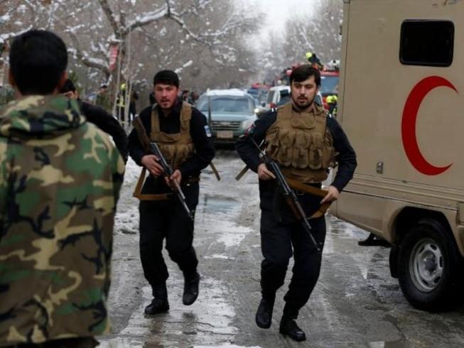 Tòa án tối cao Afghanistan bị đánh bom, 21 người chết