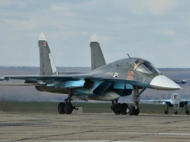 Máy bay Nga đánh bom nhầm, quân Thổ Nhĩ Kỳ thiệt mạng