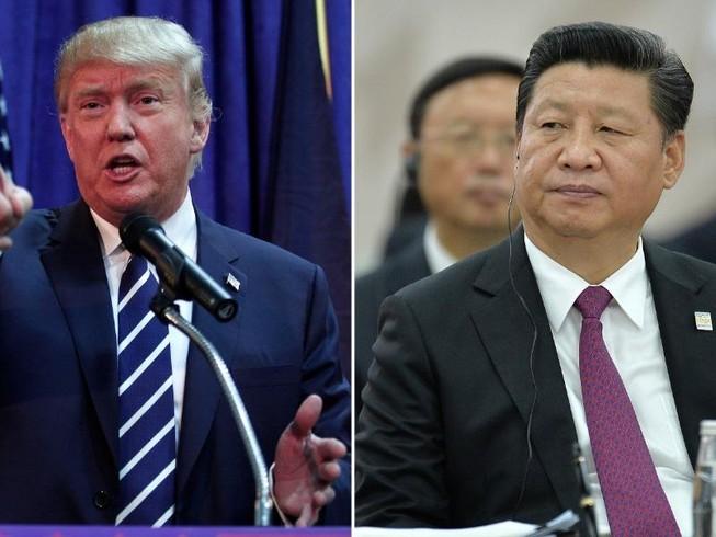 Ông Trump điện cho ông Tập, tôn trọng 'Một Trung Quốc'
