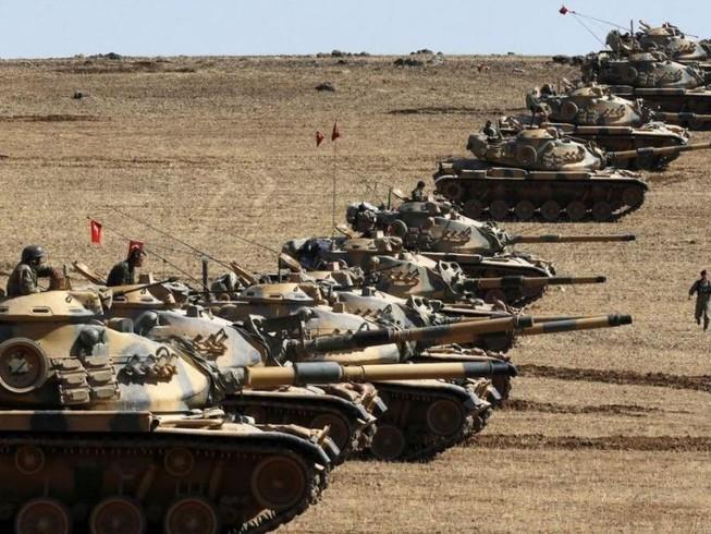Thổ Nhĩ Kỳ sẽ đưa quân tiến đánh thành trì IS