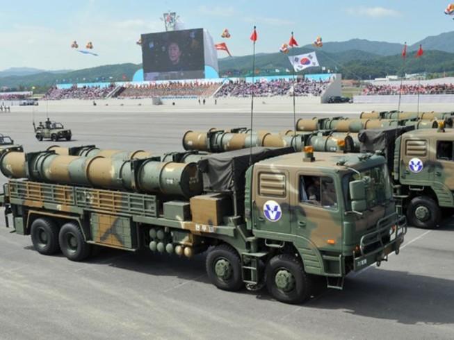 Hàn Quốc sẽ phóng tên lửa đạn đạo đáp trả Triều Tiên?
