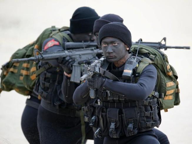 Mỹ đưa thủy quân lục chiến bảo vệ cơ quan tại Đài Loan