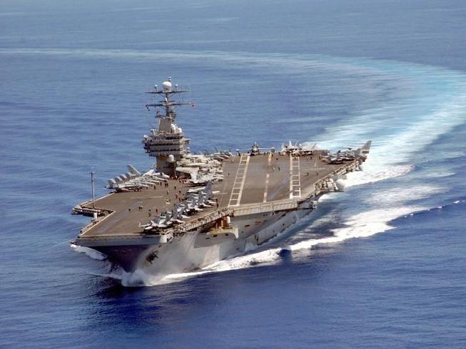 Triều Tiên dọa đánh tàu sân bay Mỹ 'không thương tiếc'