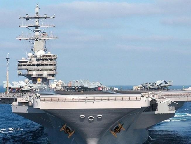 Nóng: Mỹ điều 3 tàu sân bay tới bán đảo Triều Tiên