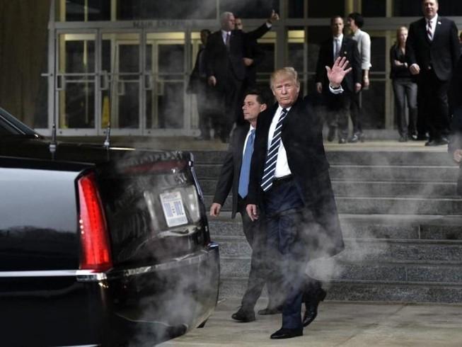Tổng thống Mỹ Trump sẽ tới Việt Nam vào tháng 11
