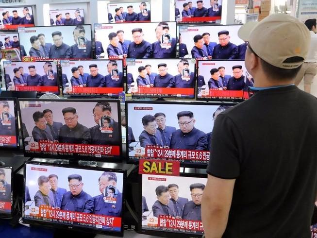 Bộ trưởng Nhật: Bom Triều Tiên mạnh hơn tiên liệu