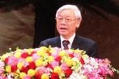 Tổng Bí thư Nguyễn Phú Trọng thăm chính thức Trung Quốc từ 7 đến 10-4