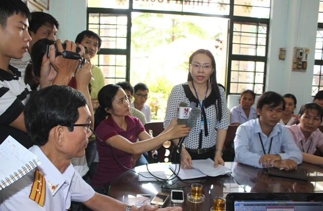 Thanh tra Sở vào cuộc vụ năm bảo mẫu đánh trẻ nhiễm HIV