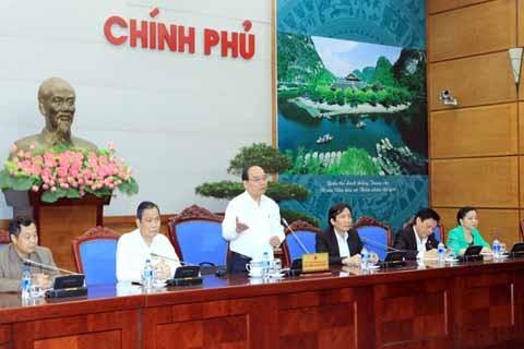 PTT Nguyễn Xuân Phúc: 'Không cải cách thì dân oán trách chúng ta'