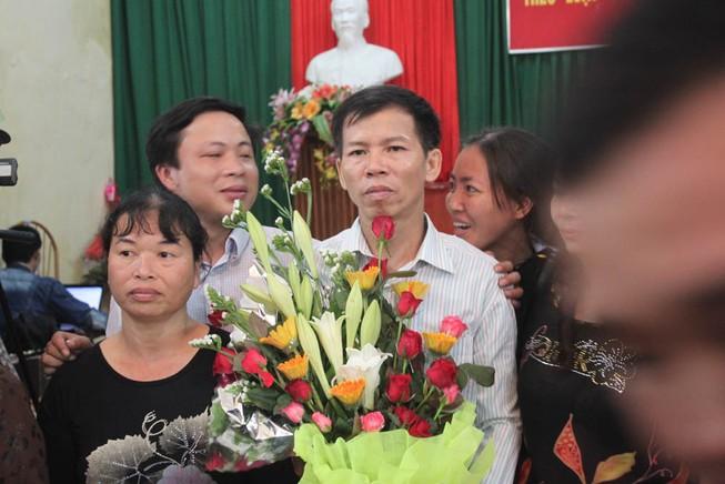 Tòa Phúc thẩm TAND Tối cao chính thức xin lỗi công khai ông Chấn