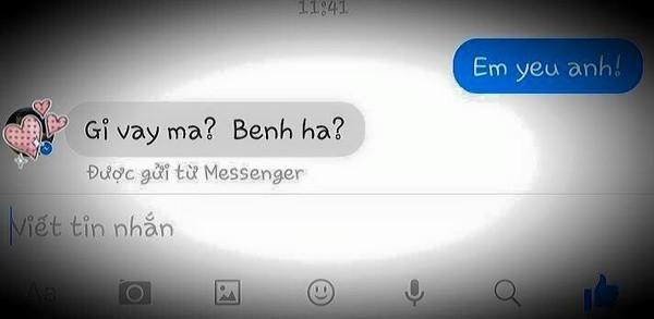 Vợ nhắn tin 'em yêu anh' và ngàn lẻ một phản ứng của các ông chồng