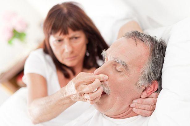 Cách hay chữa bệnh ngáy khi ngủ