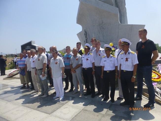 Kỷ niệm ngày chiến thắng phát xít ở Khánh Hòa