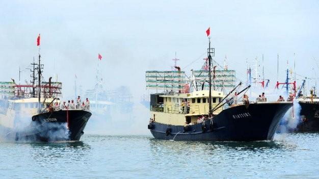 Hội Nghề cá VN phản đối lệnh cấm đánh bắt cá phi lý của TQ