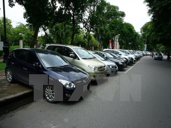 Lượng ôtô nhập từ Trung Quốc vào Việt Nam tăng gần 3 lần