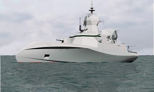 Pháp tiết lộ tính năng tàu hộ tống tên lửa muốn bán cho Việt Nam