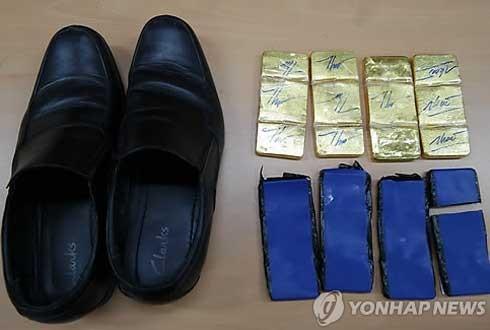 Hàn Quốc tuyên án cơ trưởng Vietnam Airlines buôn lậu vàng