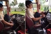 Hành khách quay clip 'tài xế xỏ giày' từ chối nhận thưởng 5 triệu