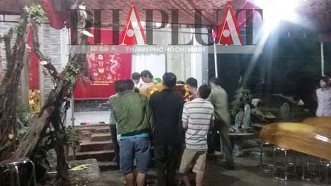 Vụ thảm sát Bình Phước: Tiếng khóc than xé nát đêm đen