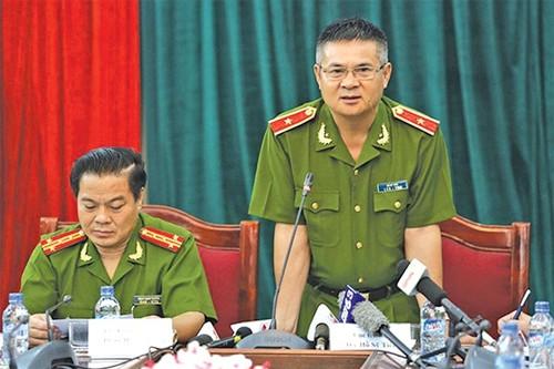 'Tư lệnh' CSHS kể hậu trường phá thảm án Bình Phước, Nghệ An