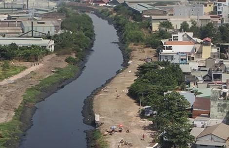 Dự án Kênh Tham Lương...: Sau tháng 9-2015 sẽ cưỡng chế