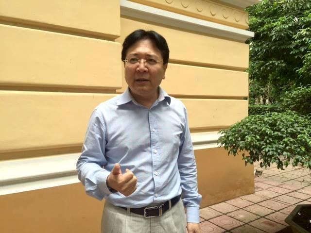Thứ trưởng Bộ Văn hóa nói về vụ tượng đài Bác 1.400 tỉ