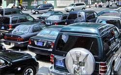 Tổng Bí thư, Chủ tịch nước... được sử dụng xe công suốt đời