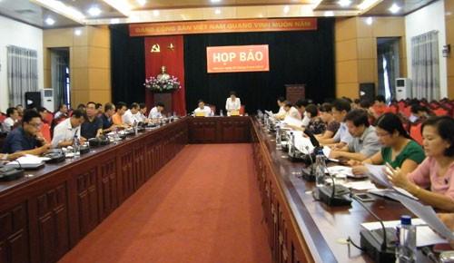 Chi tiết buổi họp báo về vụ 'tượng đài 1.400 tỉ' ở Sơn La