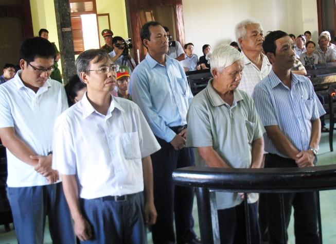 Cựu giám đốc Cảng Vũng Rô bị phạt 13 năm tù
