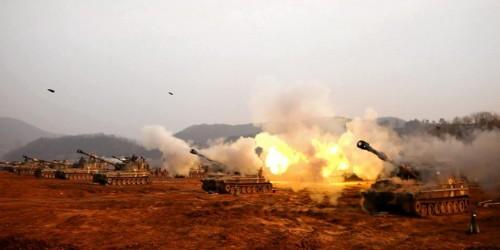 Nguy cơ chiến tranh trên bán đảo Triều Tiên thực sự ở mức nào