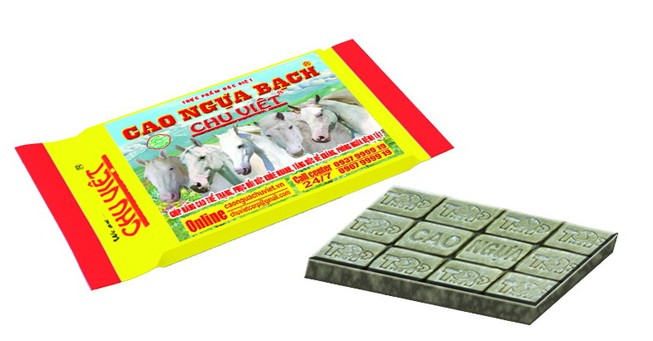 Chu Việt và các sản phẩm từ ngựa