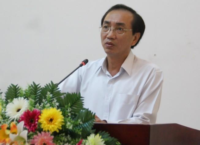 Công bố quyết định thanh tra trách nhiệm Chủ tịch UBND tỉnh Cà Mau