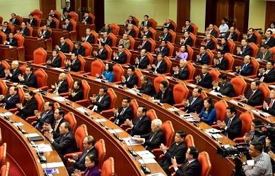 Bộ Chính trị trình kết quả giới thiệu nhân sự Ban Chấp hành Trung ương khóa XII