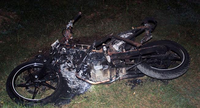 Nhóm thanh niên bị đánh đập, đốt xe không phải là ăn trộm