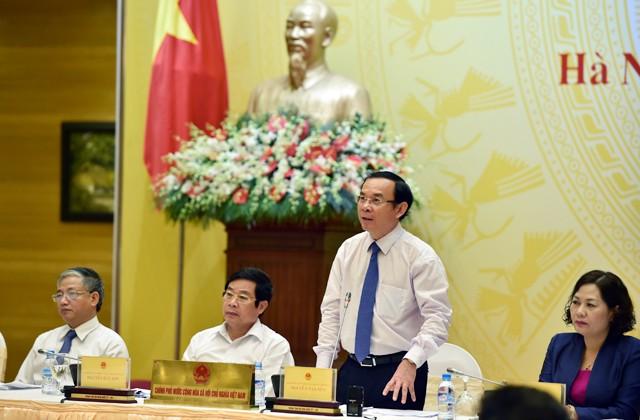 Nội dung họp báo Chính phủ thường kỳ tháng 10