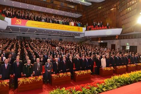 Kết quả thẩm tra tư cách đại biểu dự Đại hội Đảng bộ Hà Nội