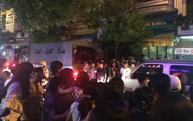 Hàng trăm cảnh sát vây bắt trùm ma túy Lan 'Hẻo'