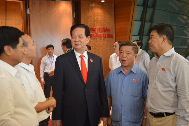 Thủ tướng đăng đàn trả lời chất vấn về quan hệ Việt-Trung