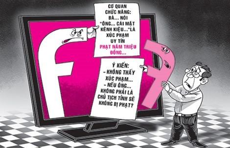 Vụ chê chủ tịch trên Facebook: An Giang đã hủy các quyết định phạt