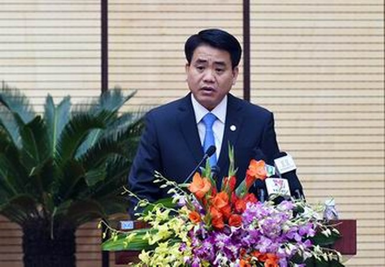 Thủ tướng phê chuẩn nhân sự chủ tịch Hà Nội