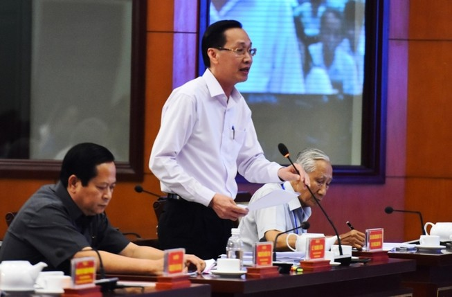 Ông Lê Thanh Liêm tạm điều hành UBND TP.HCM