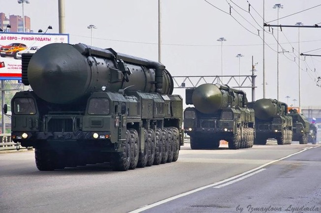 'Lá chắn hạt nhân Nga gần như bất khả xâm phạm'