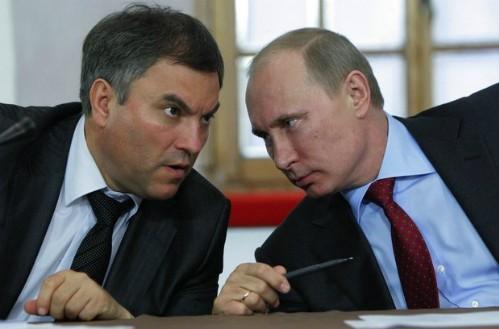 Những người phò tá Putin dẫn dắt nước Nga