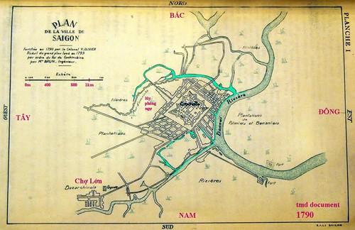 Số phận hai thành cổ bảo vệ Sài Gòn xưa