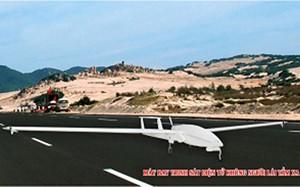 Việt Nam đã có máy bay trinh sát không người lái tầm xa