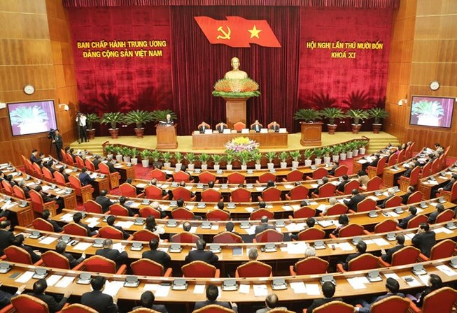 Đề cử nhân sự bốn chức danh lãnh đạo chủ chốt