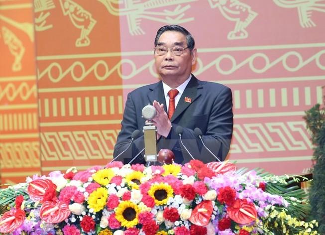 Trung ương khóa XI tự phê bình trước đại hội