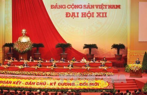 Ông Trương Tấn Sang, Nguyễn Tấn Dũng, Nguyễn Sinh Hùng đều được đề cử bổ sung