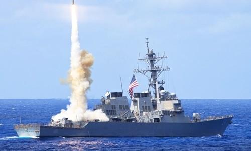 Uy lực sát thủ diệt hạm SM-6 mới của hải quân Mỹ