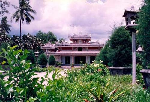 5 ngôi chùa cổ nhất Sài Gòn